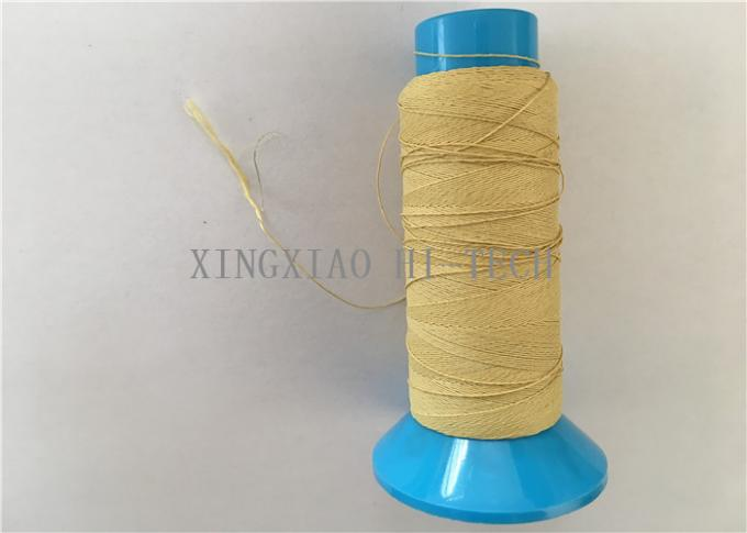 Fire Resistant Reinforcement : Heavy duty flame retardant kevlar thread with steel wire