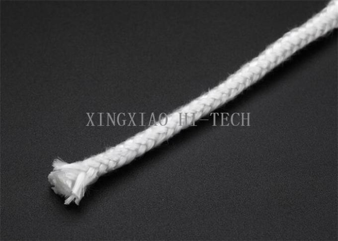 Fireproof Fiberglass Heat Resistant Rope Gasket High Temperature Resistant