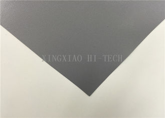 Good Quality Fireproof Fiberglass Fabric & 1000 / 1200 / 1500mm PU Coated Fiberglass Fabric High Tensile Strength on sale