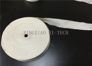 Heat Protection Thermal Resistant Tape , High Temperature Fiberglass Tape