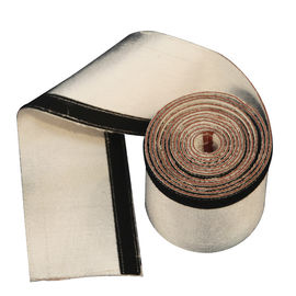 Fiberglass Braided Heat Insulation Sleeve Fire Retardant 280 - 550 ℃