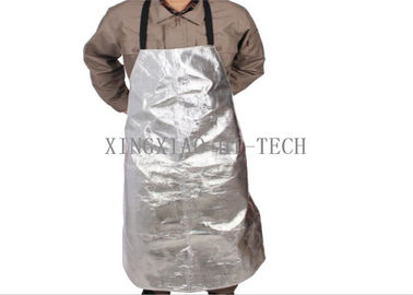 Flame Retardant Aluminum Foil Proximity Suit Fire Fighting Water Proof