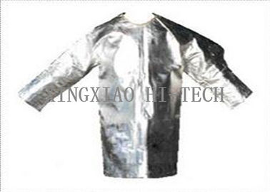 Flame Proof Chemical Fire Protection Suit Products High Temperature Resistant