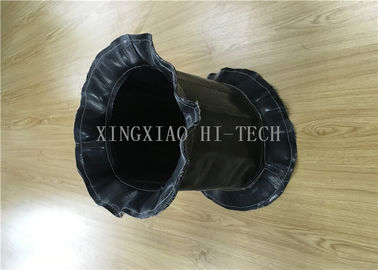 Round / Square Soft Fireproof Fabric Expansion Joint , Expansion Joint Fabric Materials