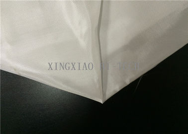 China 0.95 - 0.10mm Thickness Heat Insulating Fiberglass Fabric Fireproof Heavy Duty factory