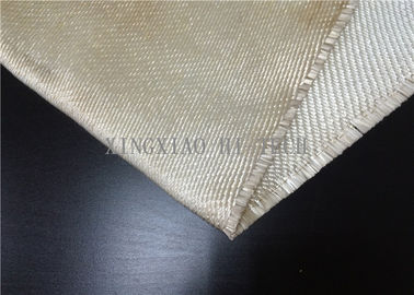 China Fire Retardant Thermal Insulation Fiberglass Fabric , Fireproof Insulation Material factory