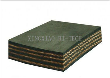 Cotton Canvas Nylon / EP Layered Conveyor Belt Width 300 - 2800mm for Transportation