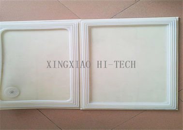 China White / Grey Transparent Silicone Rubber Sheet For Vacuum Press Thickness 1 - 15mm factory